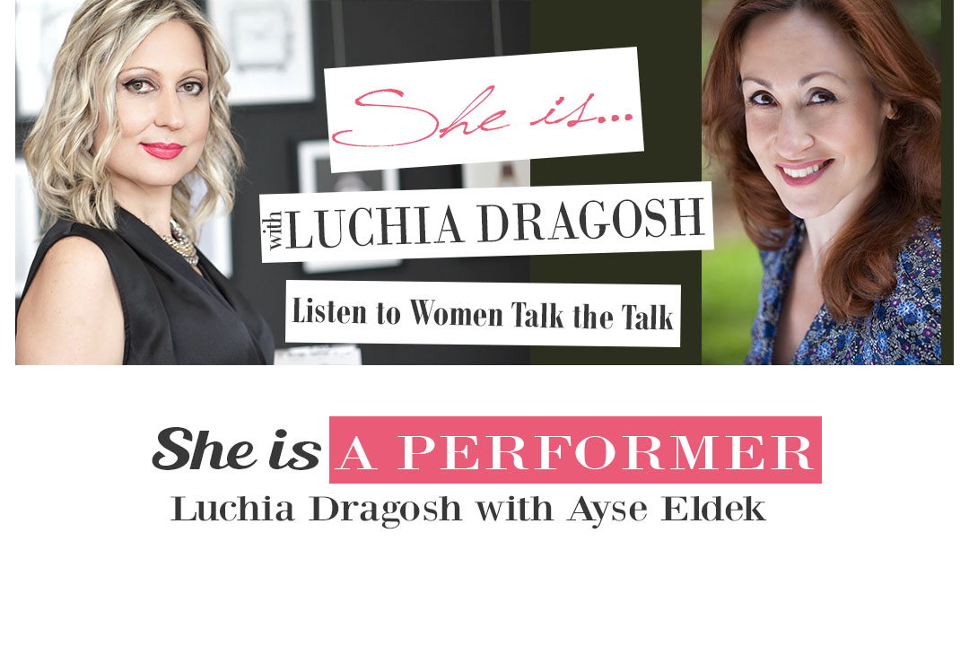 Ep. 9 | Can you have it all as a PERFORMER and a MOM? | She is…