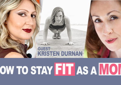 Ep. 4 | How To Stay Fit As a Mom | #MomsOnAMission