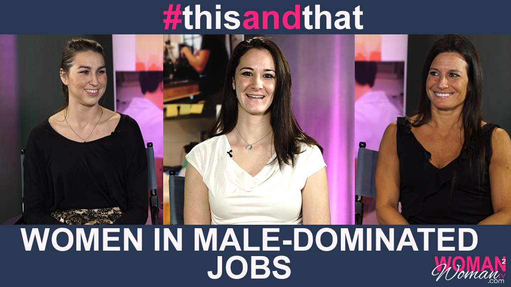 Ep. 3 | Women in a Male-Dominated Jobs | #thisANDthat with @CorynnaLaFrese