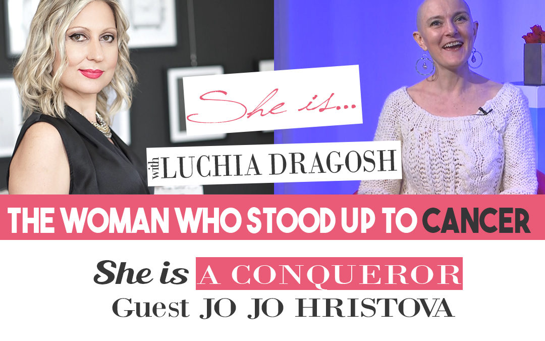 Ep. 12  | The Woman Who Stood Up to *CANCER* | She is a Conqueror | She is…