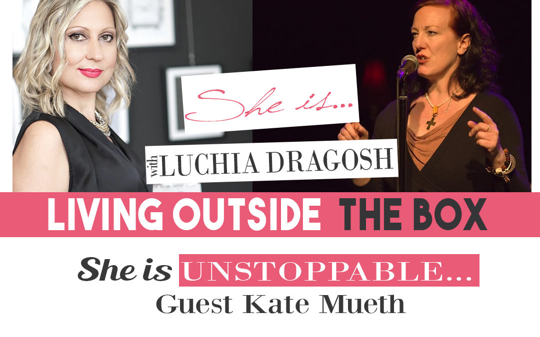 Ep. 14 | Kate Mueth  | She is Unstoppable | She is…